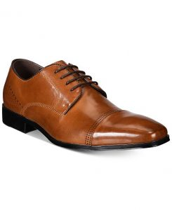 picture of Unlisted by Kenneth Cole Men's Lesson Plan Oxfords Sale