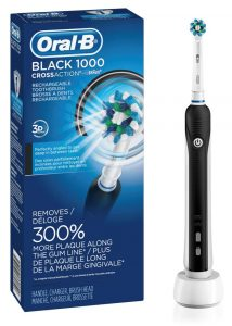 picture of Oral-B Pro 1000 Power Rechargeable Toothbrush Powered by Braun Sale