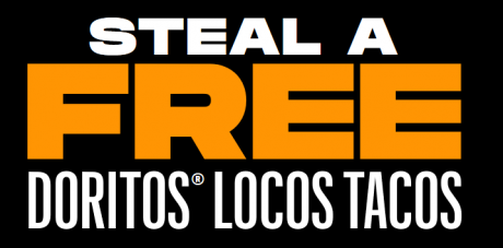 picture of 7/22/21: Free Doritos Locos Taco at Taco Bell