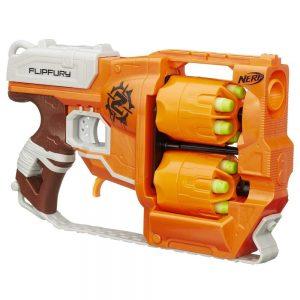 picture of Nerf Zombie Strike FlipFury Blaster Sale