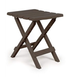picture of Camco Adirondack Folding Side Table Sale