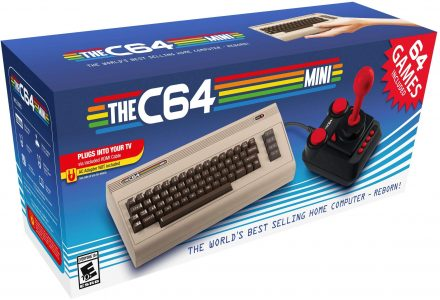 picture of The C64 Mini