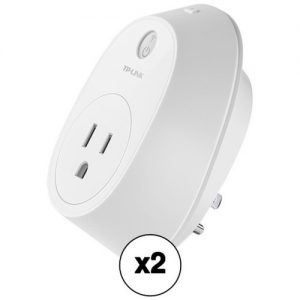 TP-Link HS105 Wi-Fi Smart Plug with Energy Monitoring (2