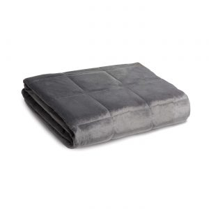 picture of Weighted Blanket Gray Sale - As Seen on TV