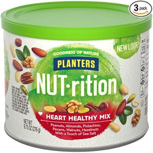 picture of Planters Nutrition Heart Healthy Mix 3-pk Sale