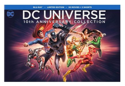 picture of DC Universe 10th Anniversary Collection, 30-Movies Sale