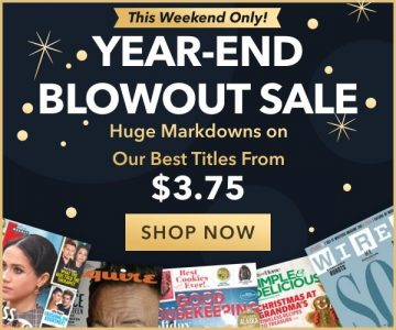 picture of Discount Mags End of Year Blowout Sale