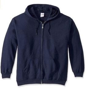 picture of Gildan Men's Fleece Zip Hooded Sweatshirt Sale