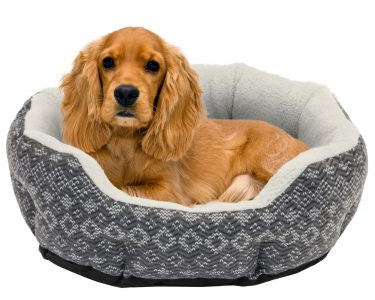 picture of Holiday Time Pet Bed Sale