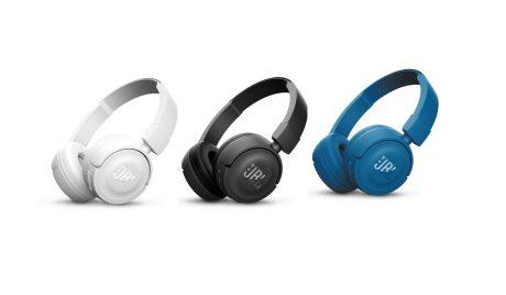 picture of JBL T460BT Bluetooth Wireless On-Ear Headphones Sale