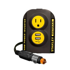 picture of Stanley Fatmax Power Inverter with Dual USB Ports