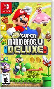 picture of Super Mario Bros U Nintendo Switch Sale