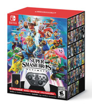 picture of Super Smash Bros Ultimate Special Edition - Nintendo Switch Sale