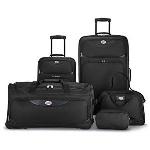 picture of American Tourister 5-Piece Softside Luggage Sale