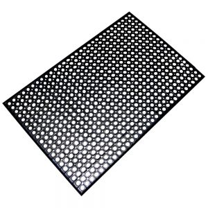 picture of Industrial 36 in. x 60 in. Anti-Fatigue Rubber Flat Mat Sale
