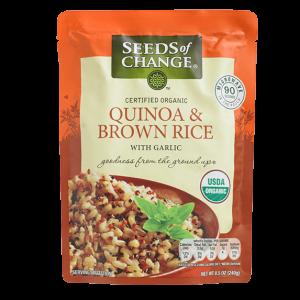 picture of Free Organic Quinoa & Brown Rice, 8.5oz Sample