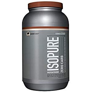 picture of Save up to 25% on ISOPURE protein favorites