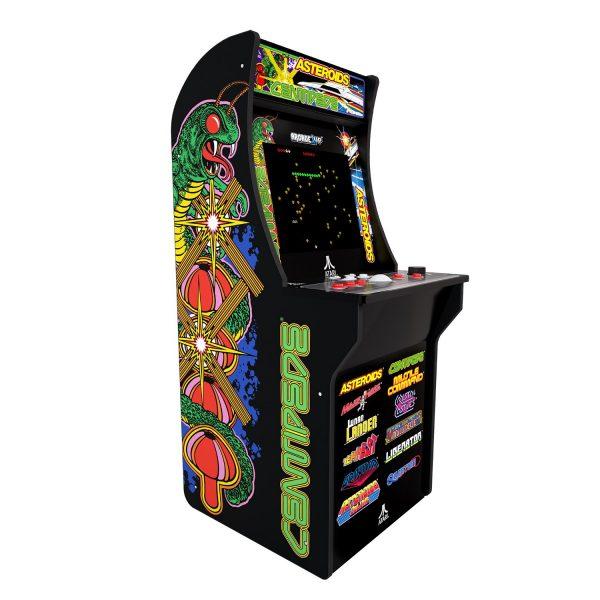 Remarkable Arcade1Up Deluxe 12In 1 Arcade Game Sale 174 99 Buyvia Download Free Architecture Designs Remcamadebymaigaardcom