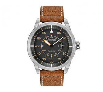 picture of Citizen Eco-Drive Titanium Perpetual Chrono Atomic Watch Sale