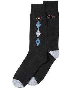 picture of Greg Norman Men's 2-pk Argyle Dress Socks Sale