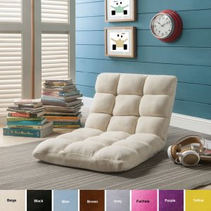 picture of Home Spot Loungie Microplush Recliner Chair Sale