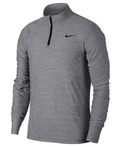 picture of Nike Men's Breathe Quarter-Zip Training Top Sale