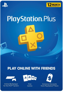 picture of Sony PlayStation Plus 1 Year Membership Sale