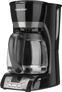 picture of Black & Decker - 12-Cup Programmable Coffee Maker Sale
