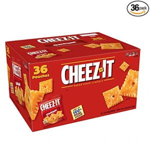 picture of Cheez-It Baked Snack Crackers 36pk Sale