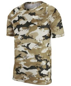 picture of Nike Dry Legend Camo-Print T-Shirt Sale