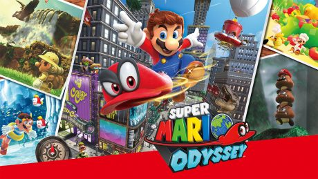 picture of Nintendo Switch Downloadable Game Sale - Mario Odyssey