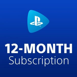picture of PlayStation Now: 12 Month Subscription [Digital Code] Sale