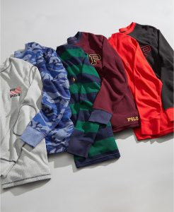 picture of Polo Ralph Lauren Men's Waffle-Knit Thermal Collection Sale