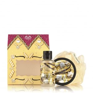 picture of The Body Shop House of Vanilla Marshmallow Delights Set Sale
