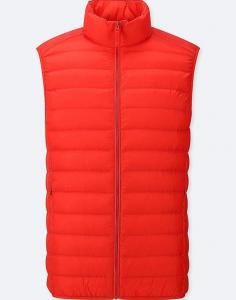 picture of Uniqlo Ultra Light Men's Down Vest Sale