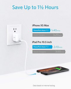 picture of Anker USB Type-C Compact 30W USB Wall Charger