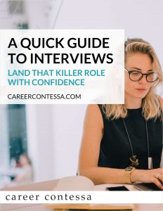 picture of Free A Quick Guide to Interviews - Land that Killer Role with Confidence