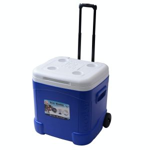picture of Igloo Ice Cube Roller Cooler (60-Quart) Sale