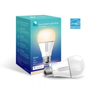 picture of Kasa Smart WiFi Light Bulb, Dimmable by TP-Link – No Hub Required, Works with Alexa & Google (KL110) Sale