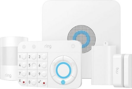 picture of Ring - Alarm Home Security Kit - Free Echo Dot Sale