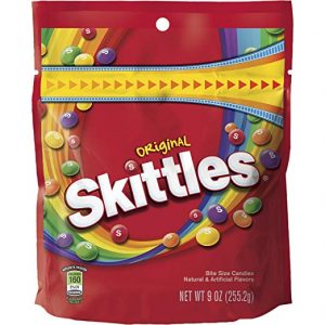 picture of Skittles 9-oz Bag Sale