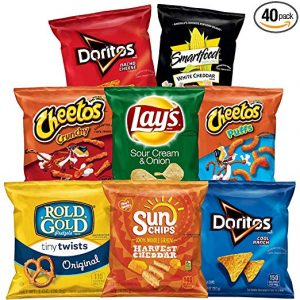 picture of Frito-Lay Fun Times Mix Variety Pack, 40 Count Sale