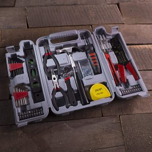 picture of Household Hand Tools, 130 Piece Tool Set by Stalwart
