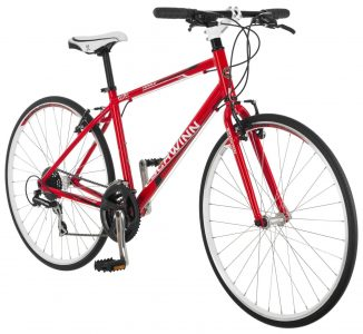 picture of Men's 700c Schwinn Herald Bike Red Sale