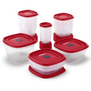 picture of Rubbermaid Easy Find 42-pc Food Storage Container Sale