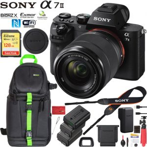 picture of Sony A7 II Digital Camera Full Frame Kit Sale