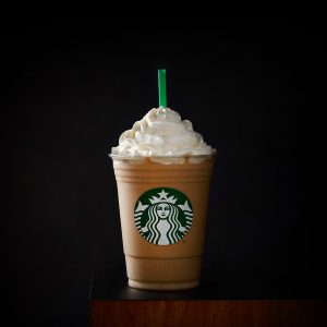picture of Starbucks Happy Hour Thursday 3pm Onwards - 50% off Blended Frappucinos