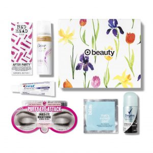 picture of Target Beauty Box Sale