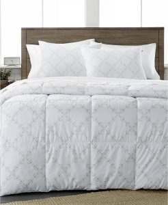 picture of Tommy Hilfiger Anchor Lattice King Comforter Sale