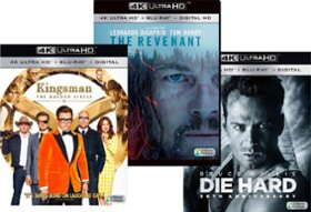 picture of 4K Blu-Ray Movie 2 for $20 Sale